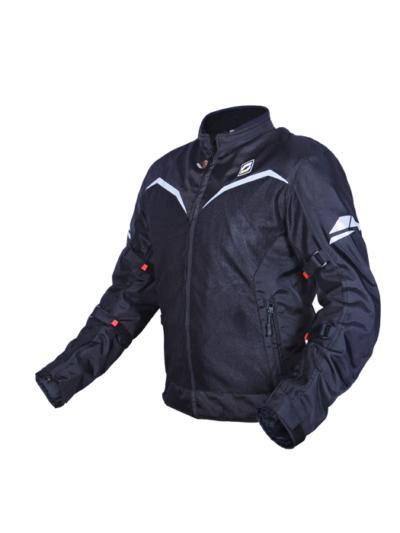rival jackets black