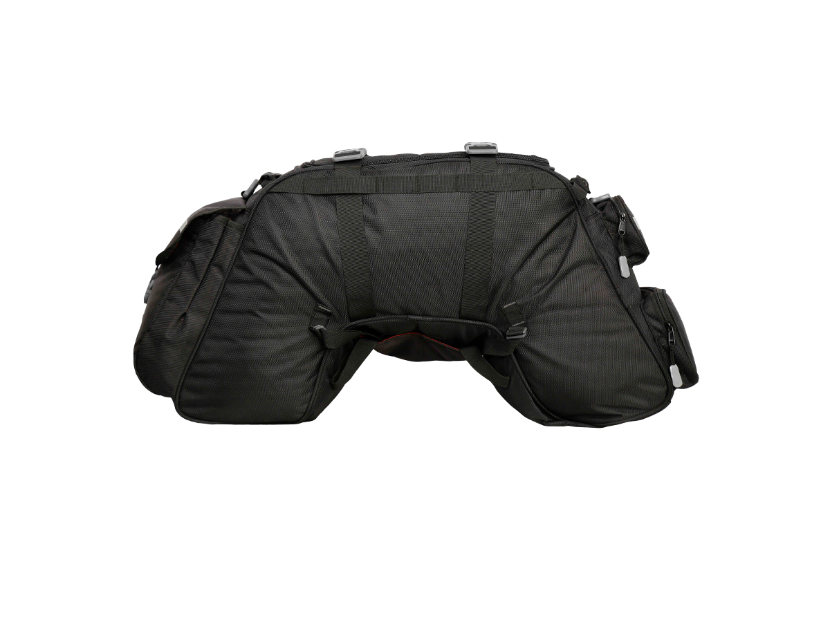 Road Warrior Tail Bag Solace Motorcycle Clothing Co
